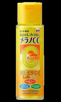 ロート製薬メラノCC化粧水